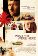 Wish You Were Here - SC